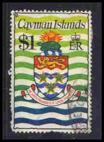 Cayman Islands Used Very Fine ZA7196