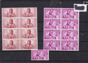 spain guinea  mnh  stamps blocksRef 9470