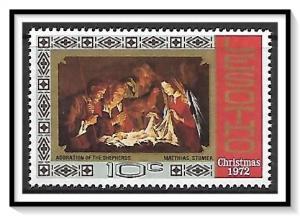 Lesotho #129 Christmas MNH