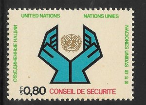 United Nations Mint Never Hinged  [9407]