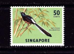 Singapore 66 NH 1963 Bird