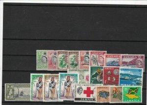 jamaica stamps ref 16643
