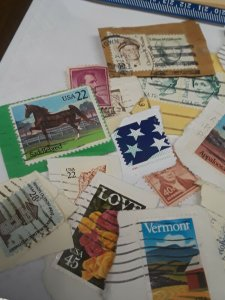 USA Used Stamps, People ,Animals, Holiday