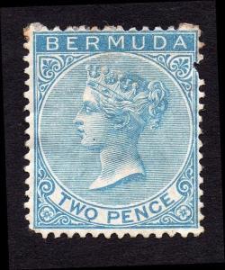 Bermuda Sc #20 MH