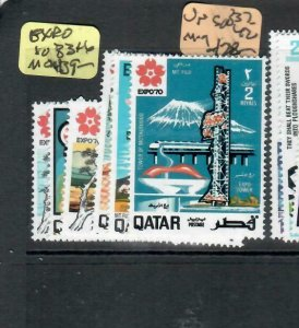 QATAR (P2708B)   EXPO   SG 331-6    MOG