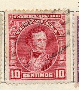 Venezuela 1904-09 Early Issue Fine Used 10c. NW-114539