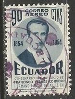 ECUADOR C274 VFU Z1556-3
