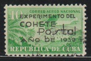 Cuba SC  C31  Used