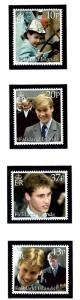 Falkland Is 762-65 MNH 2000 Prince William Birthday