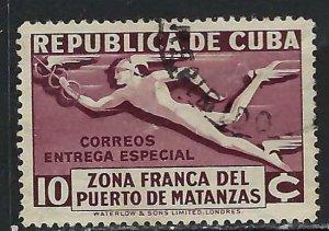 CUBA E8 VFU P854