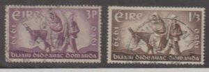 Ireland Scott #173-174 Stamp - Used Set