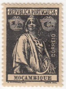 Mozambique, Scott # 150, MH