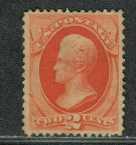 US Sc#183 M/VF, NG, Cv. $40