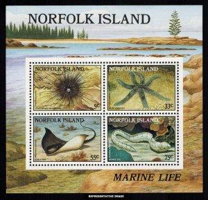 Norfolk Islands Scott 380a Mint never hinged.