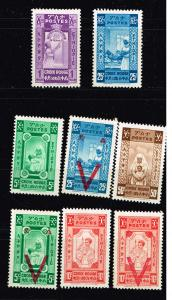 ETHIOPIA STAMP COLLECTION LOT  #S4