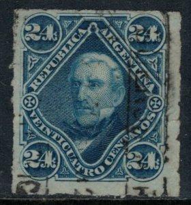 Argentina #37  CV $3.50