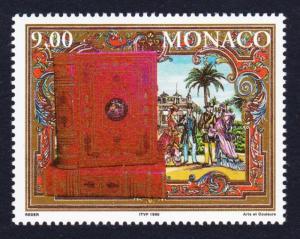 Monaco Fine Arts 2nd part SG#2374 MI#2413