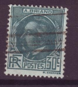 J16235 JLstamps 1933 france used #291 briand