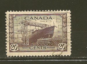 Canada 260 Corvette Used