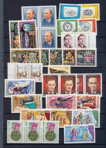 HUNGARY 1970s MNH (Appx 90 Stamps) (Mr 899