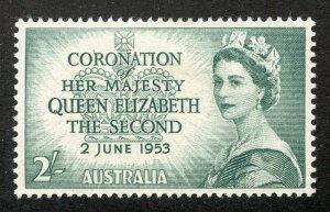 Australia, Scott #261, Unused, Hinged