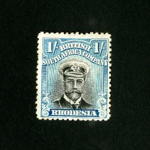 Rhodesia Stamps # 130 VF OG LH