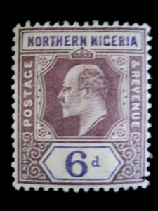 NORTHERN NIGERIA - 24 - MH - CAT VAL $29.00