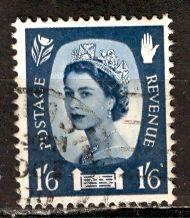 Great Britain, Regional, North. Ireland; 1969: Sc. # 11: O/Used Single Stamp