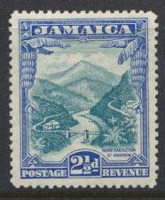Jamaica  SG 112  - Mint Hinged   see scan and details