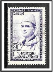 Morocco Northern Zone #14 Sultan Mohammed V Used