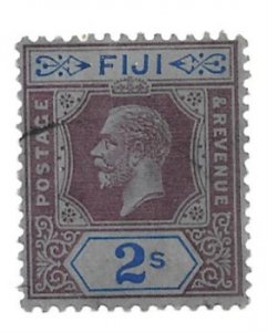Fiji  Scott #104  Used   Scott CV $72.50