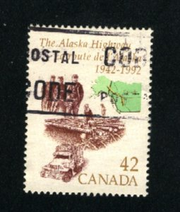Canada #1413   -2   used VF 1992 PD
