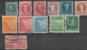 Cuba Used General Issue & Air Mail lot #190815-5