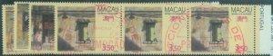88592 - MACAO - STAMPS - overprinted SPECIMEN 1994 - ARCHITECTURE MNH 4v.*3