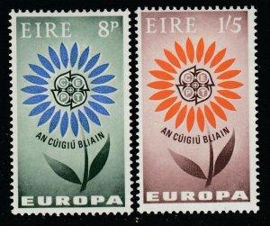 Ireland, Sc 196-197 (SG 203-204), MLH