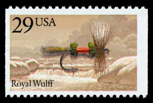 USA 2545 Mint (NH) Booklet Stamp