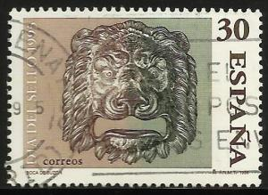 Spain 1995 Scott# 2806 Used