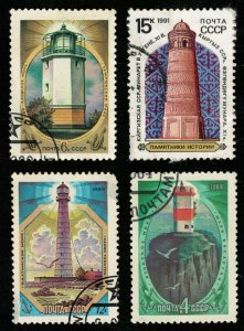 USSR, Lighthouse, (2784-Т)