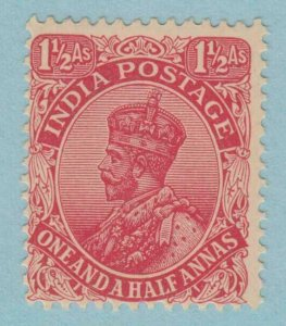 INDIA  103 MINT HINGED OG *  NO FAULTS VERY FINE !
