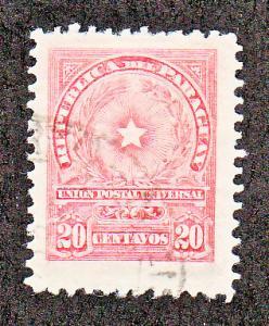 Paraguay Scott #213 Used