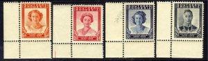 Southern Rhodesia 1947 KGV1 Victory set Umm SG 64 - 67 ( H1462 )