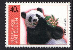 Netherlands Antilles 1997  MNH Shanghai panda 40ct  #