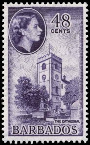Barbados - Scott 244 - Mint-Hinged