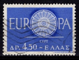 Greece 1960 First Anniv of European Postal and Telecom. Conf., 4d.50 [Used]