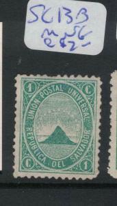 El Salvador SC 13b MNG (10dvt)