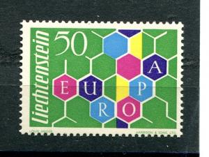 Liechtenstein  #356 Mint F-VFNH  - Lakeshore Philatelics