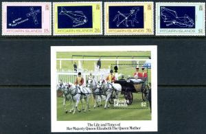 PITCAIRN IS. Sc#244-247, 257, 285-290 1984-87 Four Complete Sets Mint OG NH