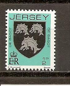 Jersey 246 MNH