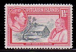Pitcairn Islands 3 MNH