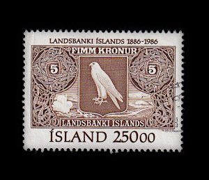 ICELAND 627 USED
